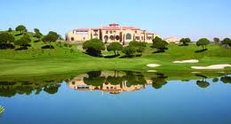 Monte Rei Golf Course in Tavira - Algarve