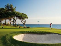 Ocean Golf Course in Almancil - Algarve