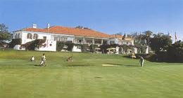 estoril golfe club - blue Golf Course in Cascais - Lisbon
