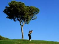 pinheiros altos Golf Course in Almancil - Algarve
