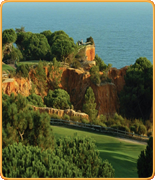 Welcome to PropertyGolfPortugal.com - pine cliffs -  - Portugal Golf Courses Information - pine cliffs