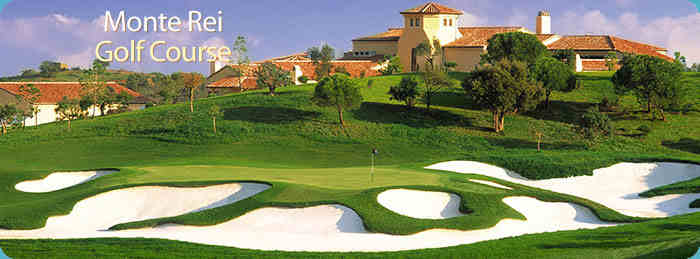 Monte Rei- Golf Resort / Course