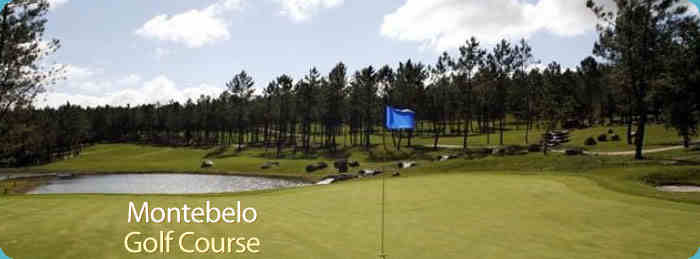 Montebelo- Golf Resort / Course