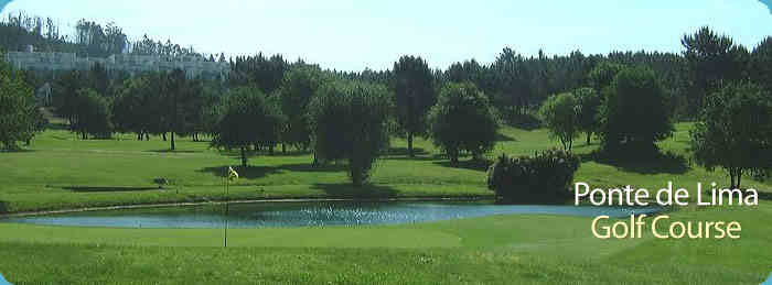 Ponte de Lima- Golf Resort / Course
