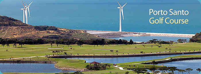 Porto Santo- Golf Resort / Course