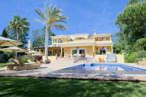 Golf Property for sale in Vilamoura, Almancil, Quarteira, Loule, Faro - EMA12916