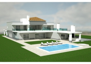 Land for sale in Vilamoura, Almancil, Quarteira, Loule, Faro - EMA12959