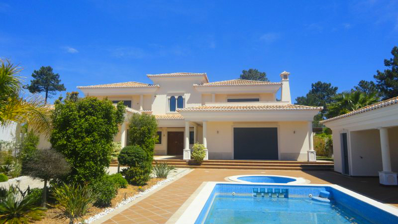 Golf Property for sale in Almancil, Vilamoura, Quinta do Lago, Vale do Lobo - SMA8312